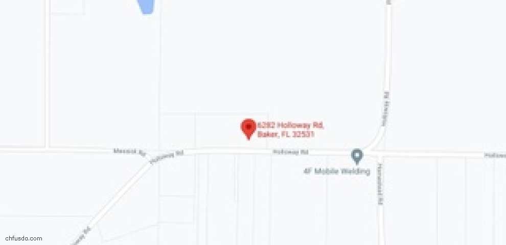 6282 Holloway Rd, Baker, FL 32531