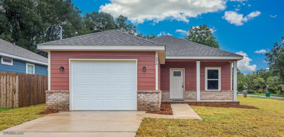 290 W North Ave, Crestview, FL 32536