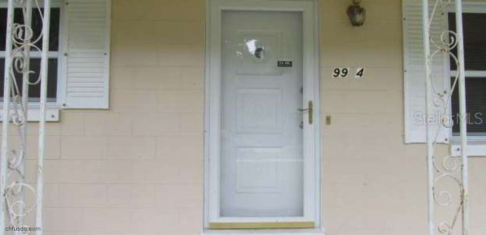 9944 NE 21st Ter, Anthony, FL 32617