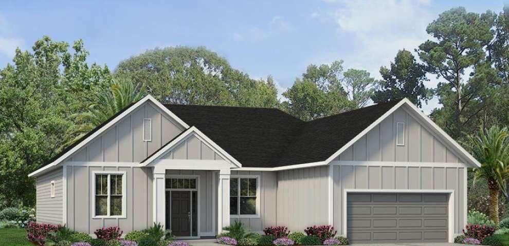 12371 SW 4th Pl, Newberry, FL 32669