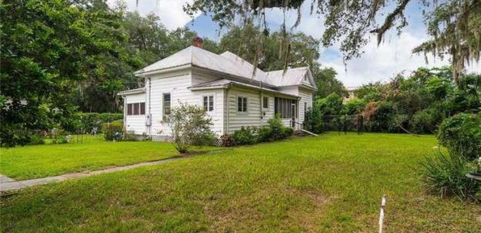 111 N Beville St, Bushnell, FL 33513