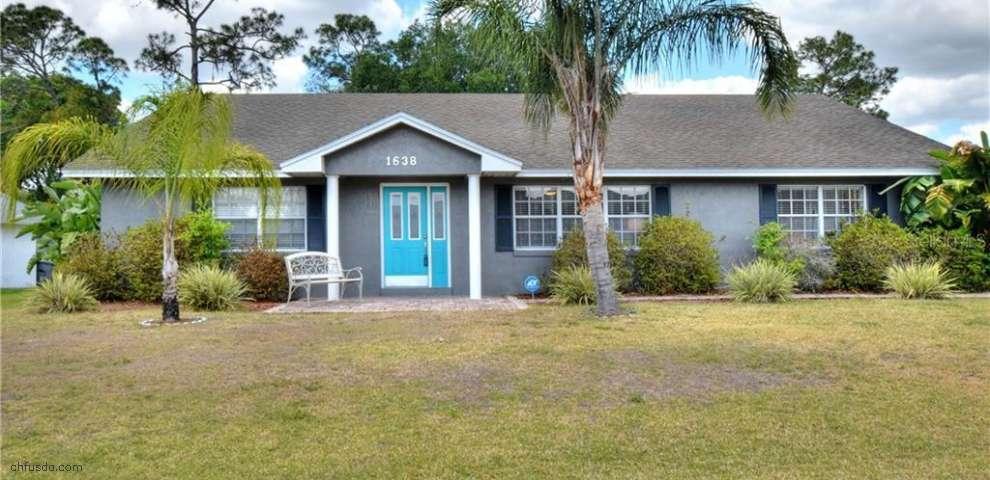 1638 Yeomans Path, Lakeland, FL 33809