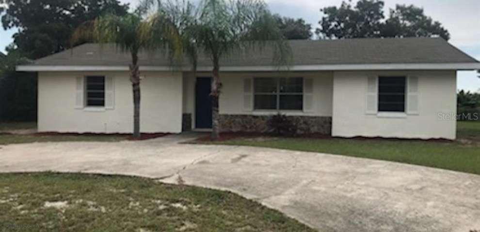 231 Babson Dr, Babson Park, FL 33827