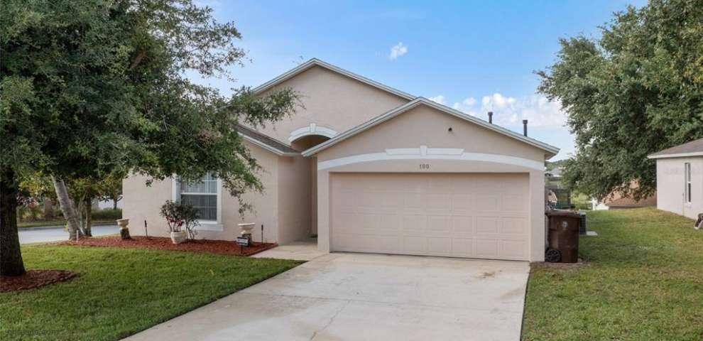 100 China Berry Cir, Davenport, FL 33837 - Property Images