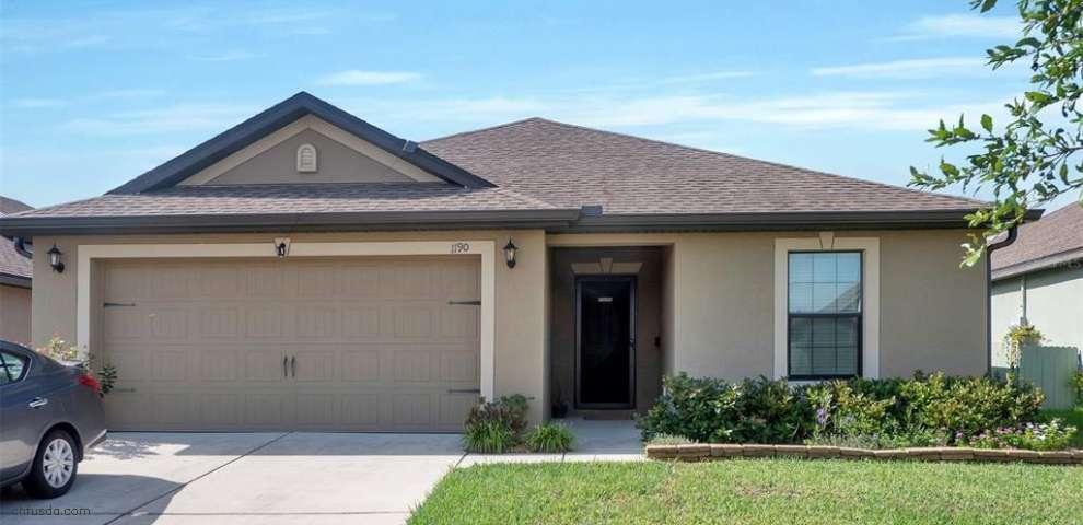 1190 Woodlark Dr, Haines City, FL 33844