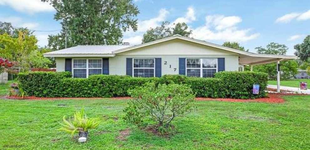 217 Park Dr, Wauchula, FL 33873