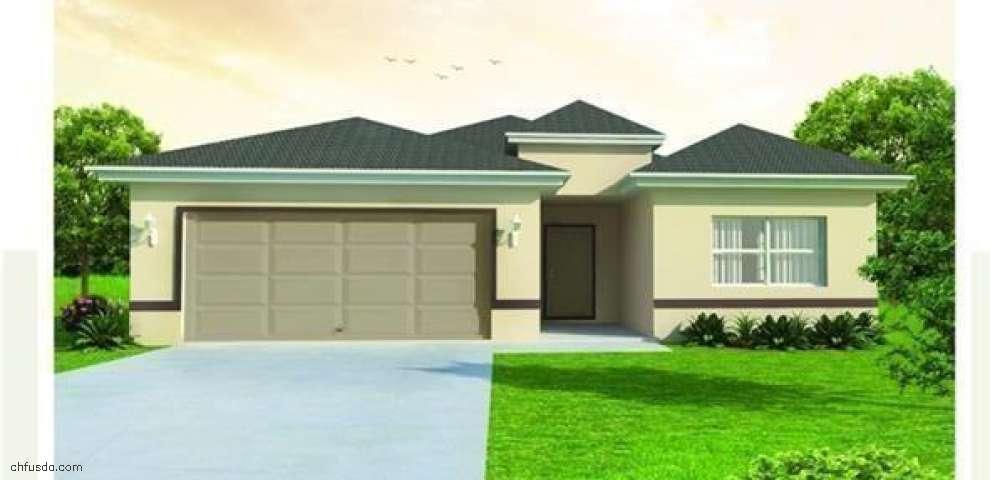 1076 Hamilton St, Immokalee, FL 34142