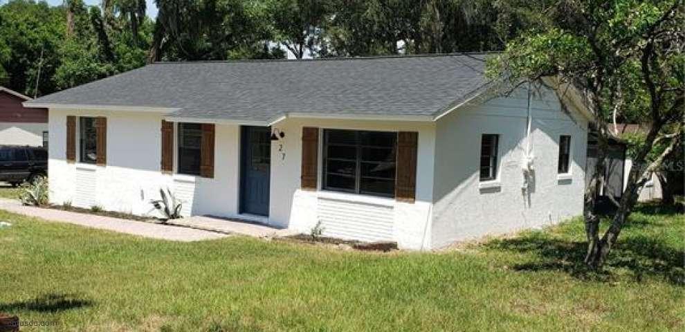 27 Fiske Ave, Mascotte, FL 34753