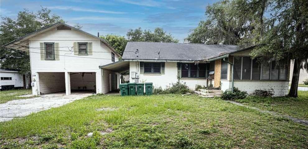 309 Webster St, Wildwood, FL 34785