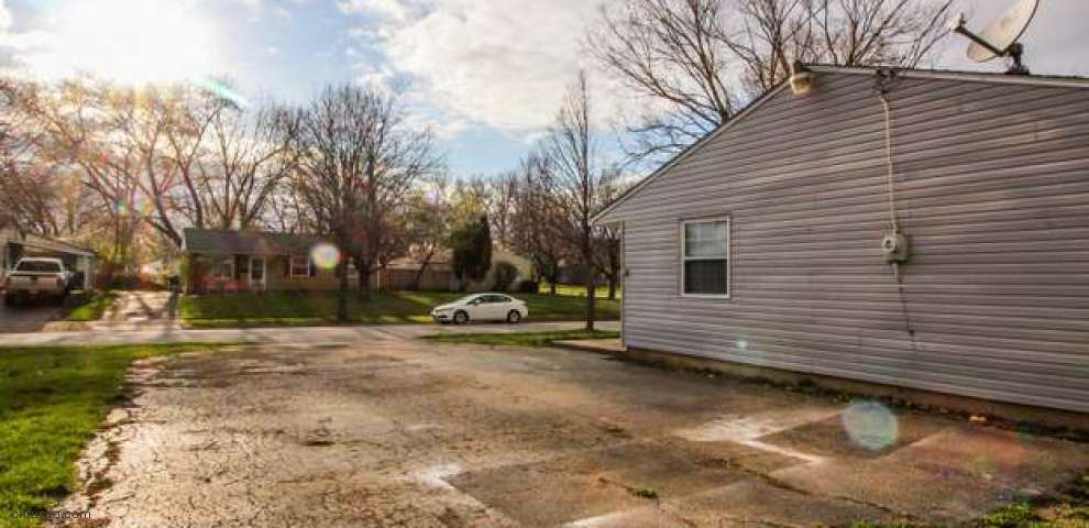 3588 Edler St, Hilliard, OH 43026