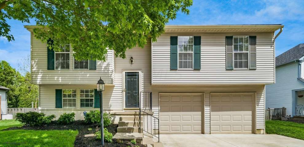 4654 Brownstone Dr, Hilliard, OH 43026