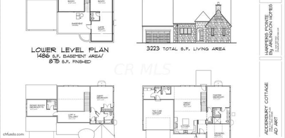 130 Barrington Place Pl, Powell, OH 43065