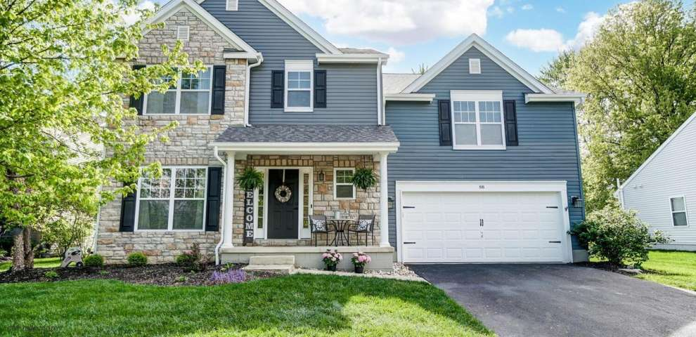 88 Gibson Pl, Westerville, OH 43081