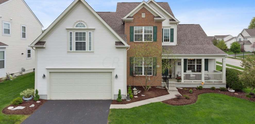 677 High Timber Dr, Westerville, OH 43082