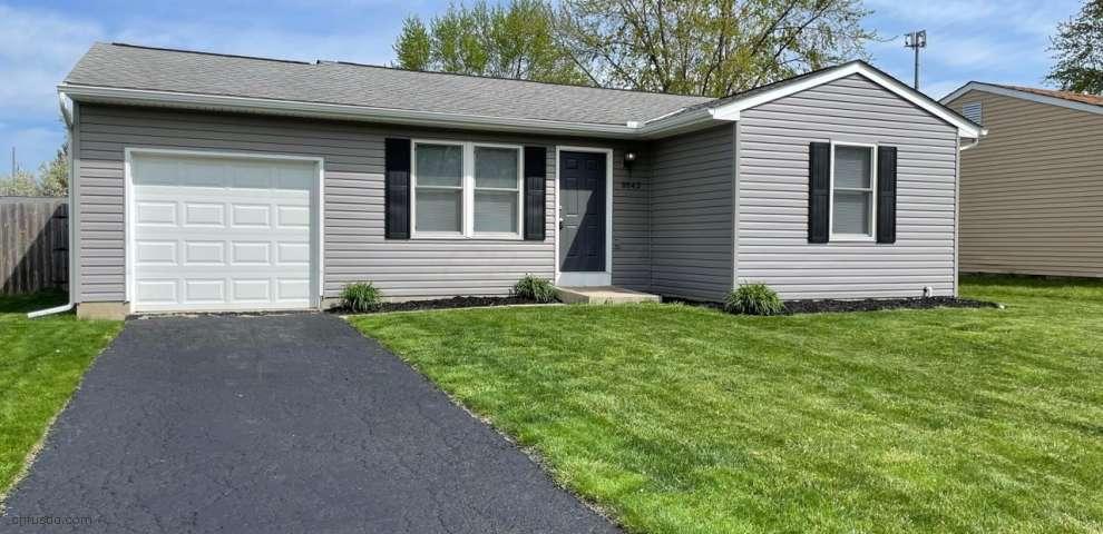 8642 Fairbrook Ave, Galloway, OH 43119