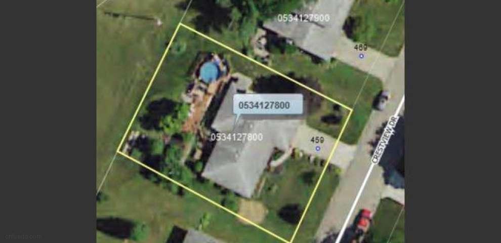459 Crestview Dr, Lancaster, OH 43130