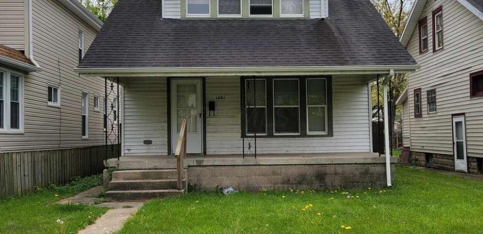 1481 Aberdeen Ave, Columbus, OH 43211