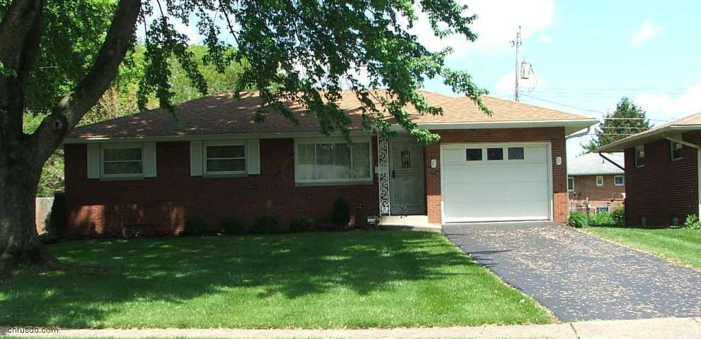 1296 Fowler Drive Dr, Columbus, OH 43224