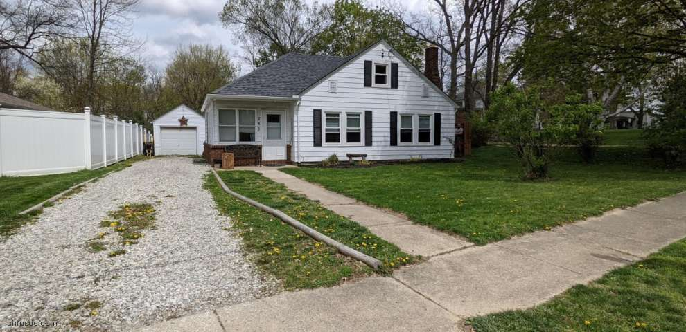 240 Park Ave, Mount Gilead, OH 43338