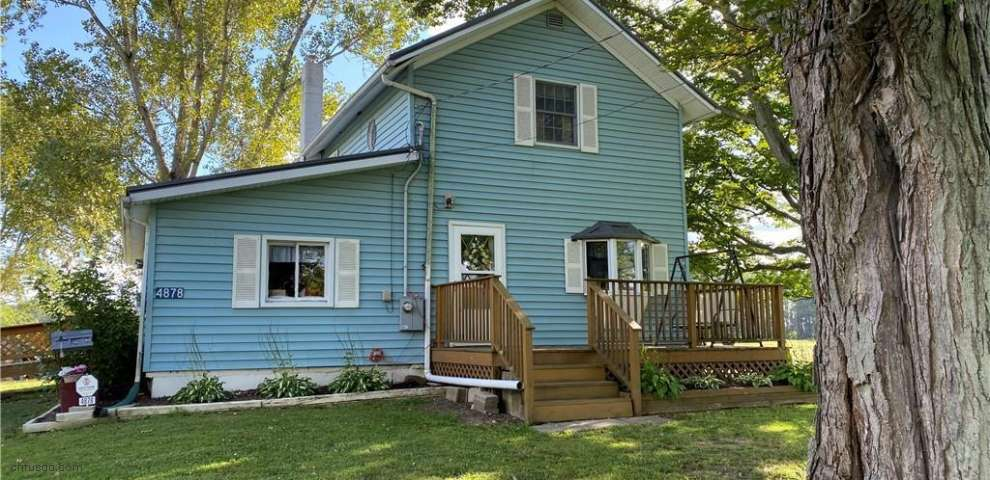 4878 Leon Rd, Andover, OH 44003