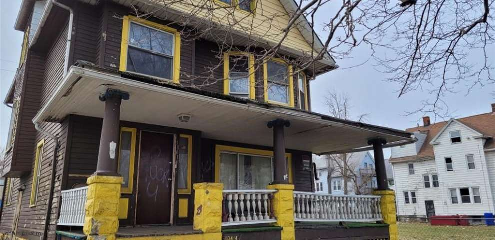 10414 Somerset Ave, Cleveland, OH 44108