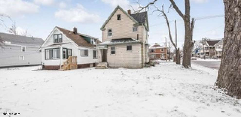 16724 Grovewood Ave, Cleveland, OH 44110
