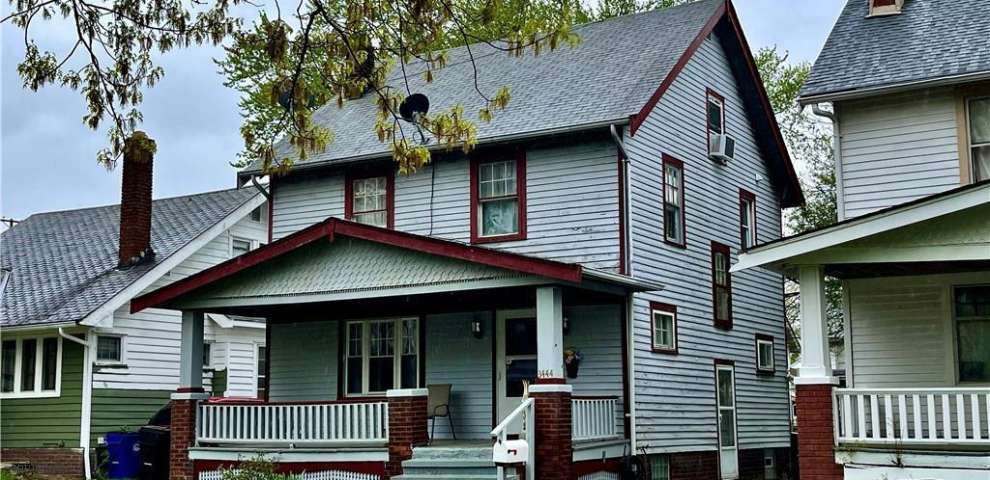 3444 W 132 St, Cleveland, OH 44111