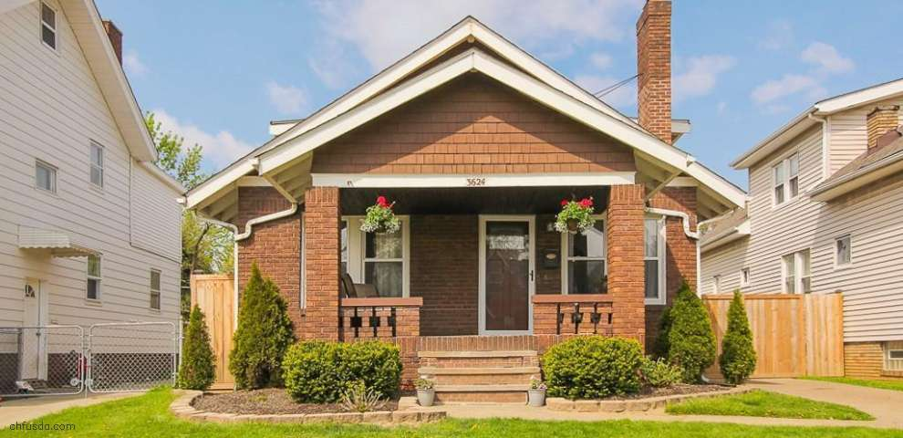 3624 W 134th St, Cleveland, OH 44111