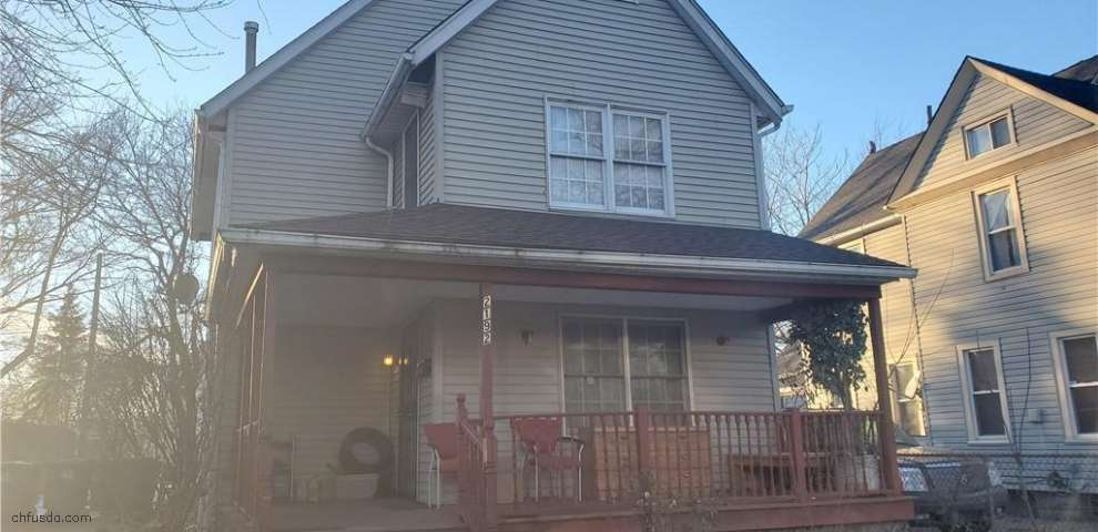 2192 E 36th St, Cleveland, OH 44115