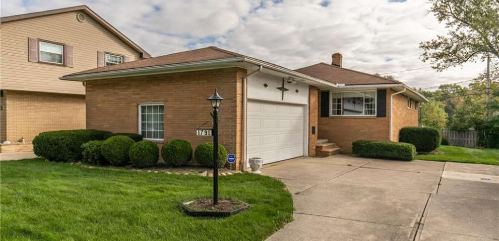 1791 Spino Dr, Euclid, OH 44117