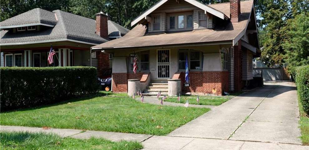 1018 E 174 St, Cleveland, OH 44119