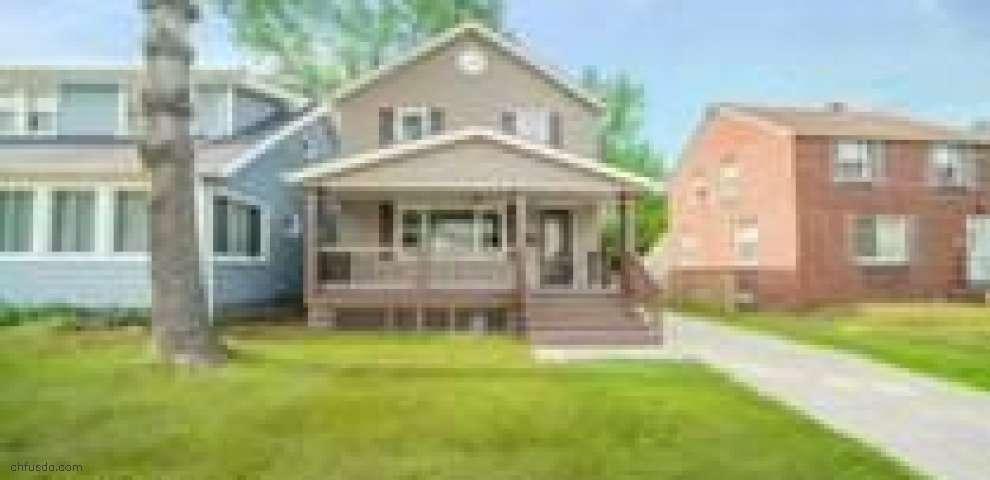 19200 Renwood Ave, Euclid, OH 44119