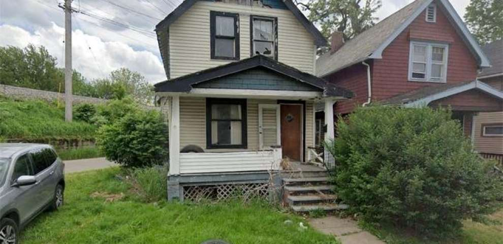 14520 Northfield Ave, East Cleveland, OH 44122