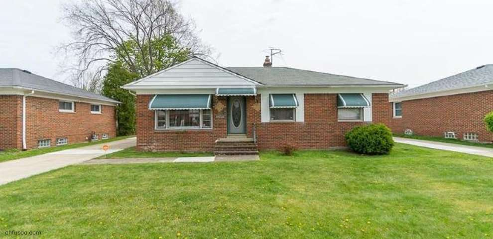 4061 Ascot Ln, Warrensville Heights, OH 44122