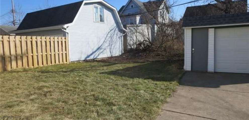 10618 Wadsworth Ave, Garfield Heights, OH 44125