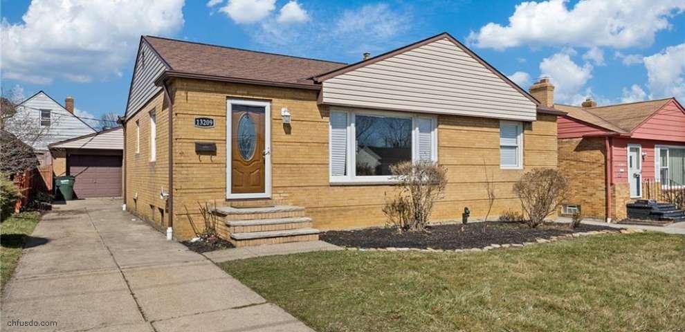 13209 Bangor Ave, Garfield Heights, OH 44125