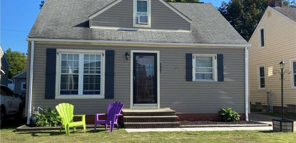 5907 Forest Ave, Parma, OH 44129
