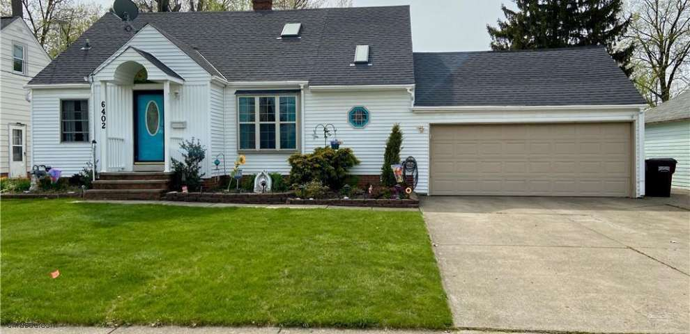 6402 Westminster Dr, Parma, OH 44129