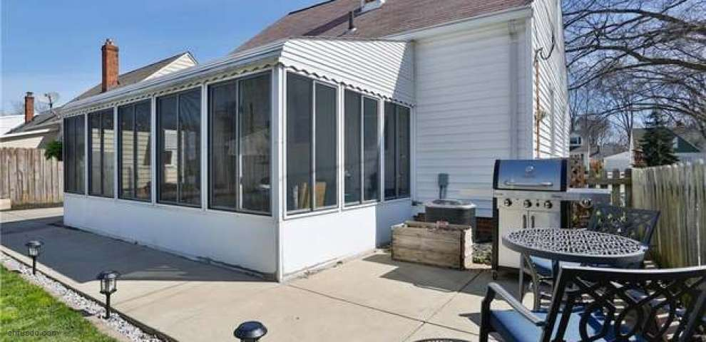 6938 Greenleaf Ave, Parma Heights, OH 44130