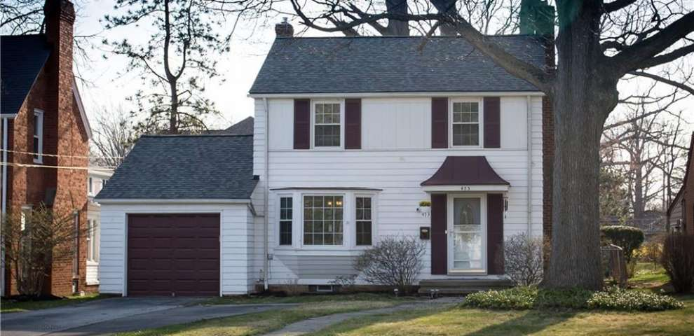 473 Columbia Rd, Bay Village, OH 44140