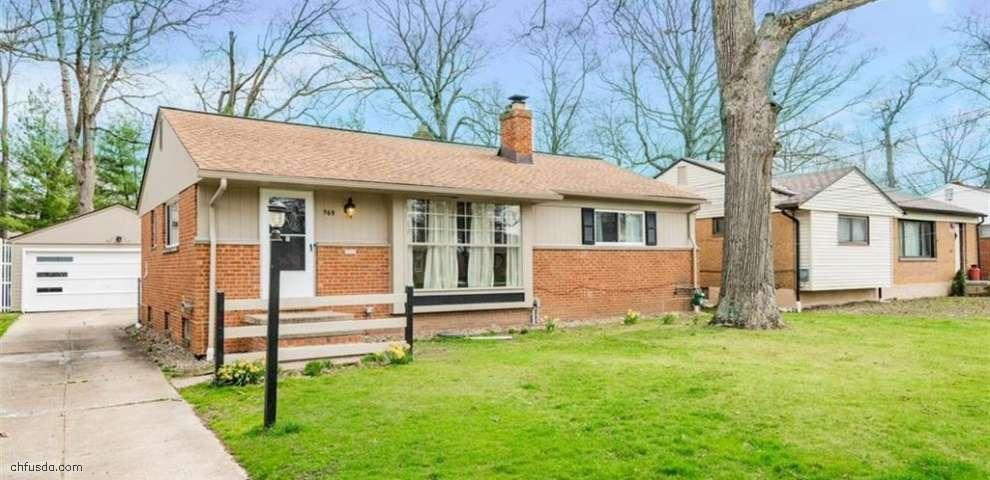 569 Woodlane Dr, Bay Village, OH 44140