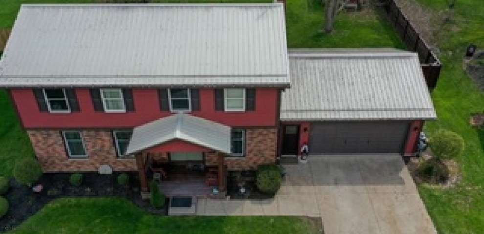 360 Forest Meadows Dr, Medina, OH 44256