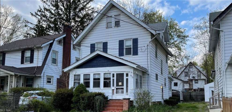 1033 Bloomfield Ave, Akron, OH 44302 - Property Images
