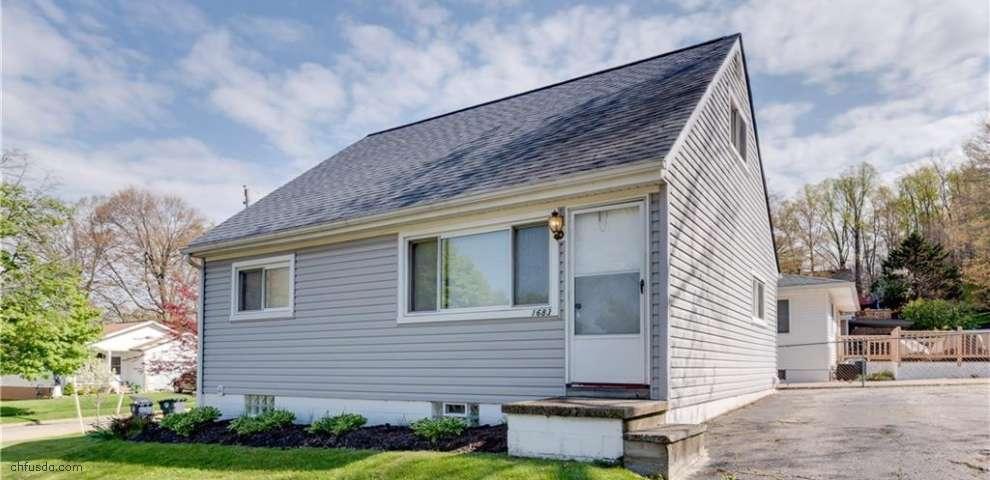 1683 Juniata Rd, Akron, OH 44305
