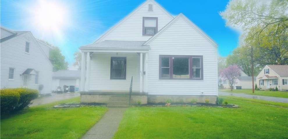 630 Essex St, Akron, OH 44306