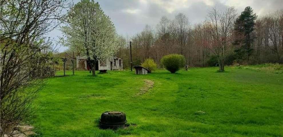 3325 Custer Orangeville Rd NE, Burghill, OH 44404