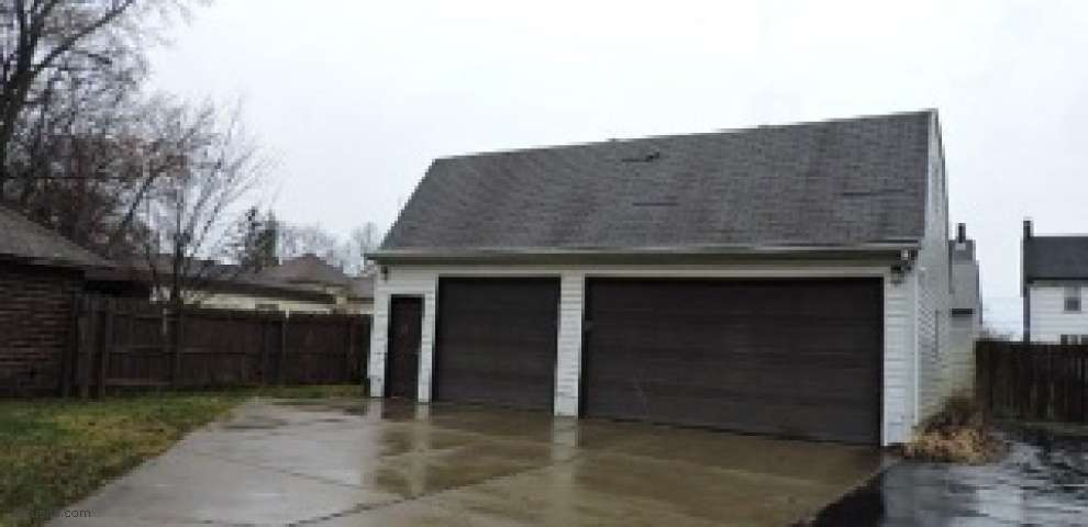 24 Russell Ave, Niles, OH 44446