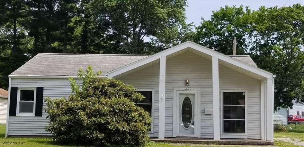 1260 Franklin Ave, Salem, OH 44460 - Property Images