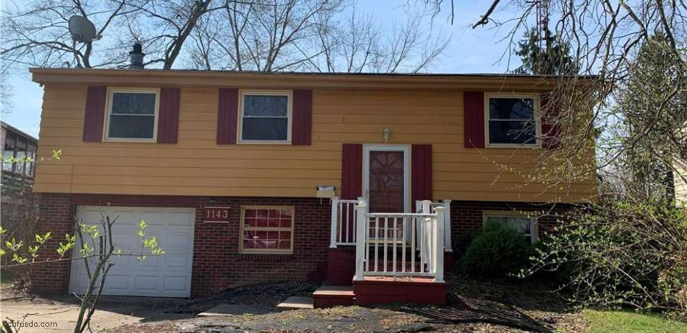 1143 Orlo Dr NW, Warren, OH 44485 - Property Images