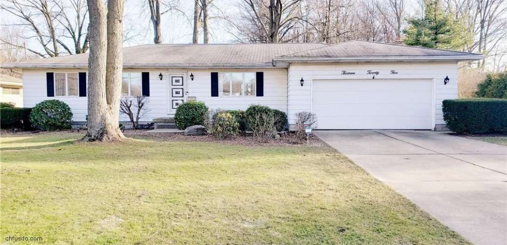 1325 Riverview St NW, Warren, OH 44485 - Property Images